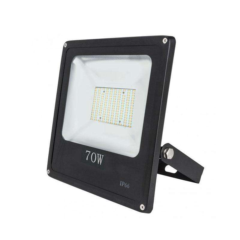 Proyector Led SMD5730, 70W, Blanco cálido